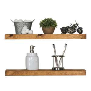 Del Hutson Designs Floating Shelves