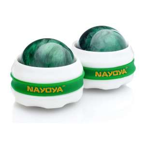 4. Nayoya Wellness Massage Ball Roller