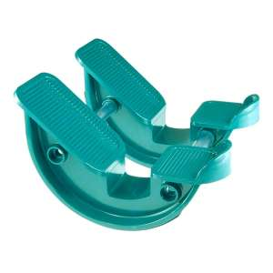 4. Step Stretch Bilateral Calf Stretcher & Foot Rocker (Slip-Resistant Bottom)