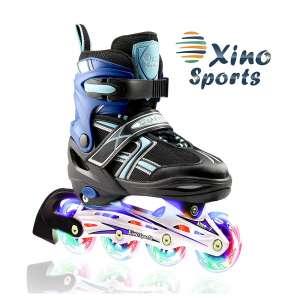 XinoSports Adjustable Kids Inline Skates