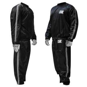 FIGHTSENSE MMA Non-Rip Slimming Sauna Sweat Suit for Weight Loss