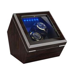 INCLAKE High End Watch Winder with Soft and Flexible Watch Pillows