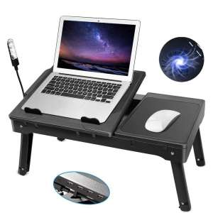Moclever Foldable Laptop Table