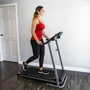 6. Best Choice Products Portable Folding Treadmill Machine