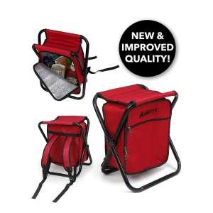 GigaTent Folding 3 in 1 Stool Backpack Folding Stool