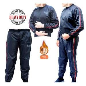 RAD Sauna Suit Workout Sweat Suits for Men, Women
