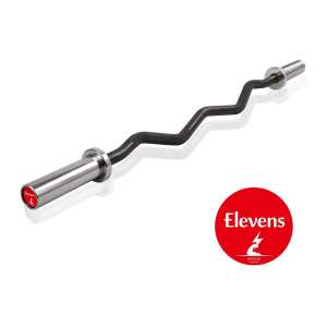 Elevens 47-Inches 300lbs Super Curl Bar