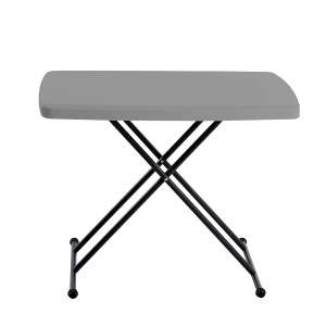 Iceberg 1200 Series Resin Personal Folding Table