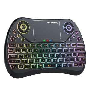 PONYBRO Mini Wireless Keyboard