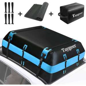 Taygeer Roof Top Luggage Carrier Roof bag