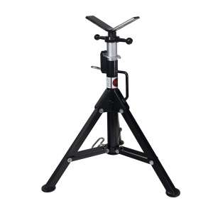B&B Pipe 3900 High-Profile Adjustable Pipe Jack Stand