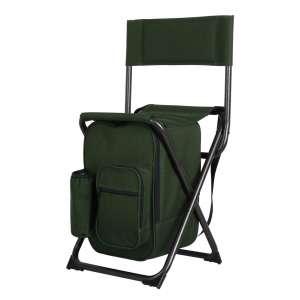 PORTAL Lightweight Backrest Stool Compact Folding Chair