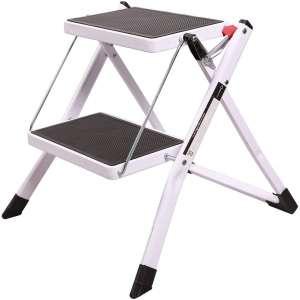 REDCAMP Small Step 2 Step Ladder