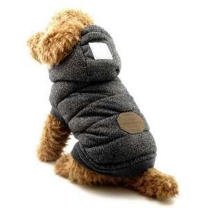 SELMAI Hooded Dog Jacket