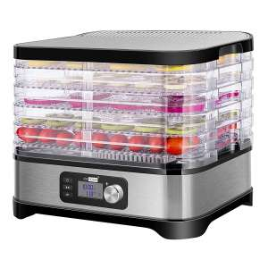 VIVIHOME Electric 400W Food Dehydrator Machine
