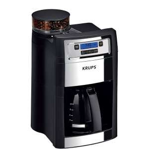 KRUPS KM785D50 Auto-Start Coffee Makers with Grinder
