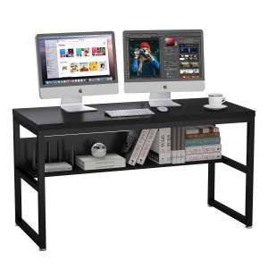 9. The ZIOCCEH Long Desk