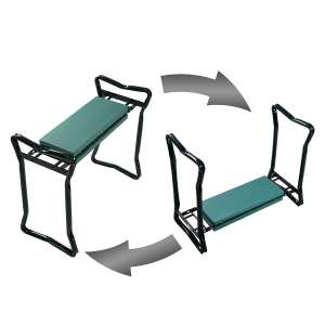 Trademark Innovations Garden Kneeler and Seat