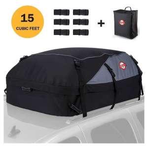 adakiit Car Roof Bag Cargo Carrier