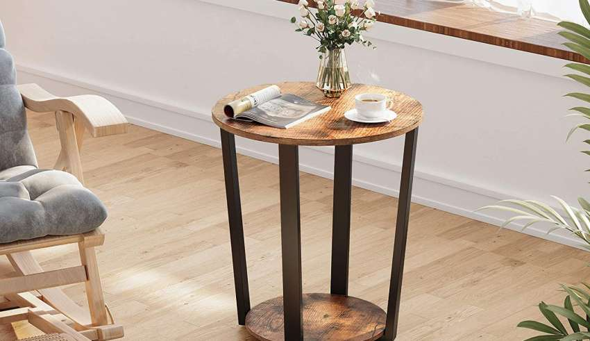 Best End Tables with Storage in 2020