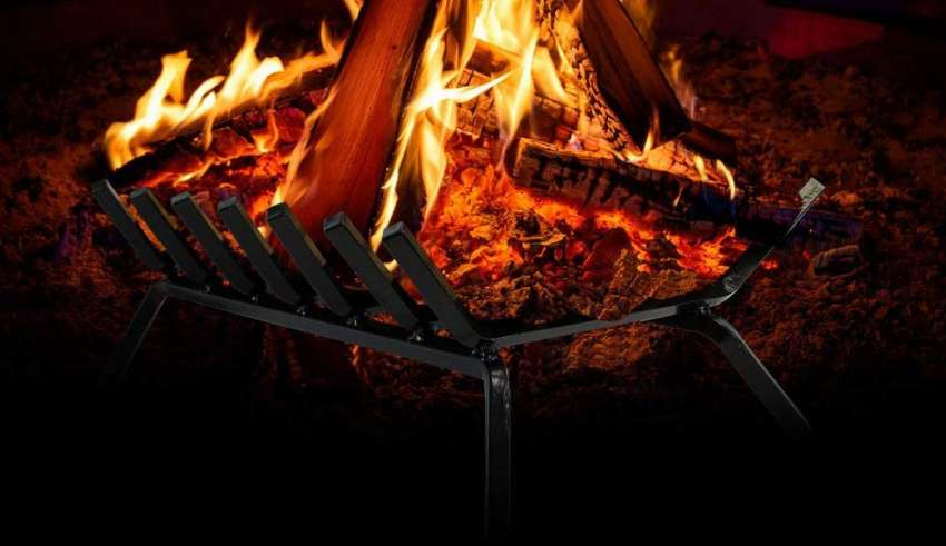 Best Fireplace Grates in 2020