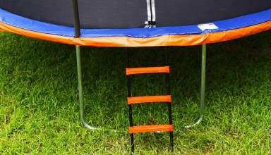 Best trampoline ladders in 2020
