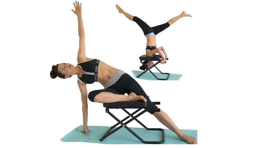 Yoga Headstand Benches