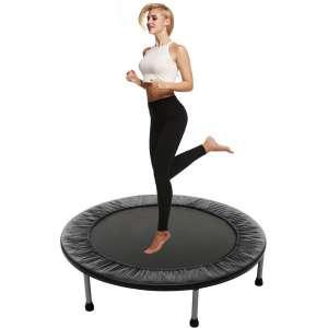 Balanu Mini Exercise Trampoline for Kids and Adults