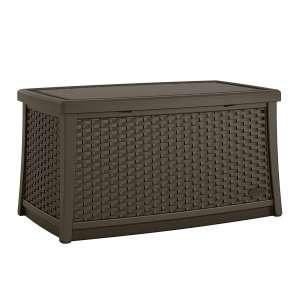 Suncast Elements 30-Gallon Storage Box