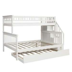 Harper & Bright Designs Twin Bunk Bed