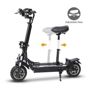 KUDOUT Electric Scooter 2400W 24AH with Seat