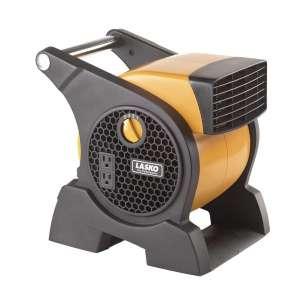 Lasko Pro-Performance Utility Fan, Yellow 4900