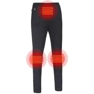 Letsfree USB Heated Insulated Rechargeable Pants Slim Fit