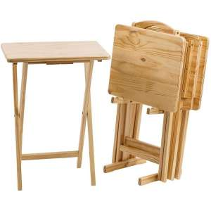 Pearington Ranchwood Folding Table