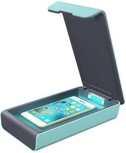 Aneforall Professional Portable UV Cell Phone Sanitizer with USB Charging