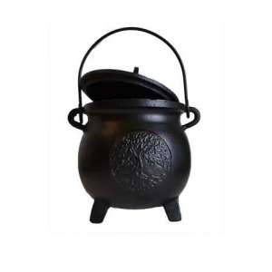 AzureGreen Home Fragrance Potpourris Cauldron