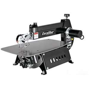 General International Head Scroll Saw with Foot Switch