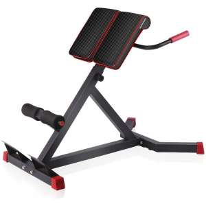 Sportsroyals Back Hyperextension Roman Chair for Strengthening Lower Back and Abs
