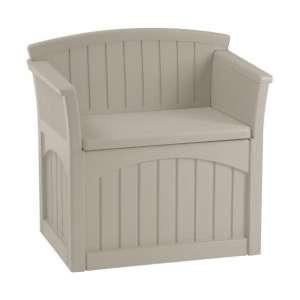Suncast 31-Gallon Deck Box Seat