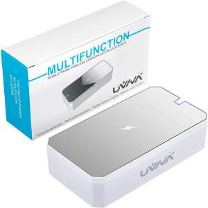 UVivaPortable UV Cell Phone Sanitizer with USB Charging