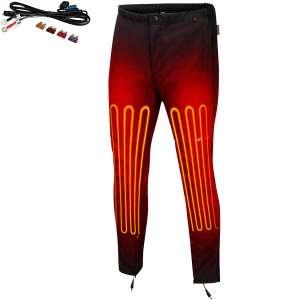 Venture Heat 12V Full Length Motorcycle Leg Warming Heated Pants Liner