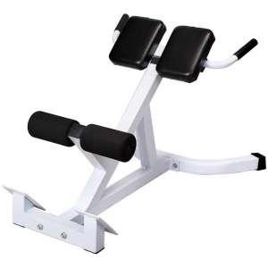 Adumly Extension Hyperextension Size 45° Abdominal Roman Chair