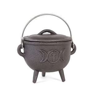 Something Different Cast Iron Cauldron