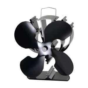VODA 4-Blade Stove Fan - Eco Friendly