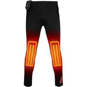 ActionHeat Electric 5V Base Layer Battery Cold Weather Heated Pants for Men