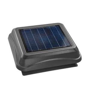 Broan 345SOWW Solar Powered Attic Ventilator
