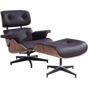 Mecor Lounge Chair with Ottoman
