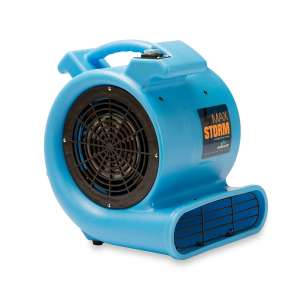Soleaire 1/2 HP Lightweight Air Mover, Blue