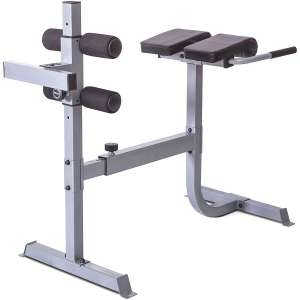 CAP Barbell Strength Sturdy Steel Roman Chair