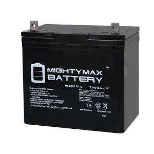 Mighty Max Battery Boat Pontoon Trolling Motor Battery